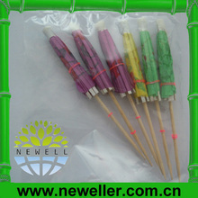 2014 Hot Sell three bamboo pick/skewer/stick For Japan Market