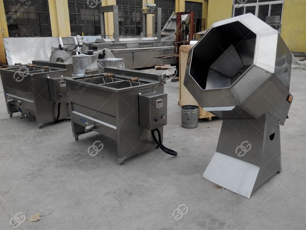 Frozen French Fries Production Line/French Fries Machinery/Potato French Fries Making Machine