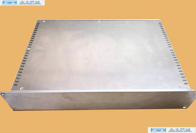 "JP-4 / 215*200*177mm Military CNC server Chassis half 19"" standard"