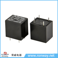 Ronway factory good service 15A PCB 22F subminiature relay