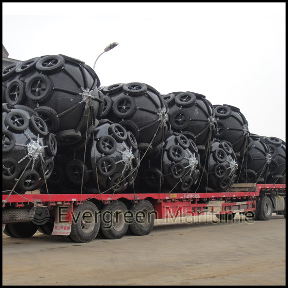 floating pneumatic rubber fenders, YOKOHAMA fenders, floating fenders for dock, donut fender for vessels transfer,