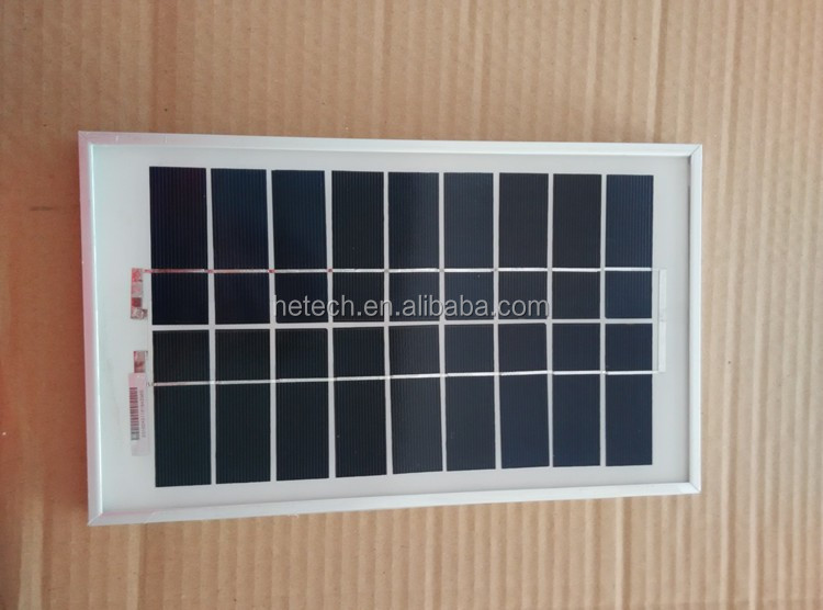 High efficiency Polycrystalline low price mini 3W 9v solar panel price