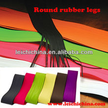 Round Rubber Legs fly fishing fly tying materials