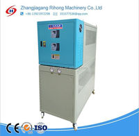no pollution hot oil heater/controller