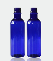 200ml PET bottle for personal care skin cosmetic and daily chemical use