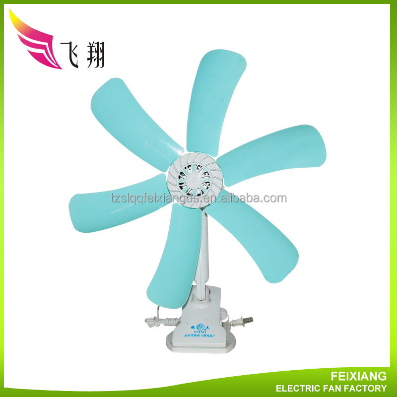 wholesale price electric table stand mini clip fan