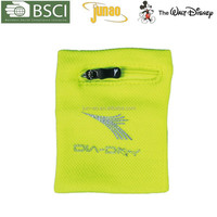 newest promotional sports terry polyester sweatband