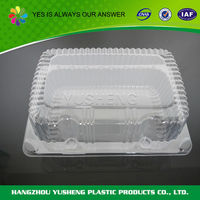 Recycling and non-toxic plastic food containers restaurant