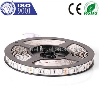12V 5050-300SMD 5M/roll White/red/blue Waterproof IP65 decorative Car Home Flexible Led Strip Light
