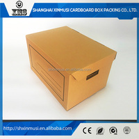 High Quality and Factory Price cardboard gift box with lid