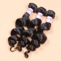 Top grade 7a 8a afro wave 12 to 28 inch wholesale virgin brazilian hair on sale