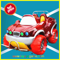 Top-selling Deluxe Pungy Car amusement park kiddie rides equipment