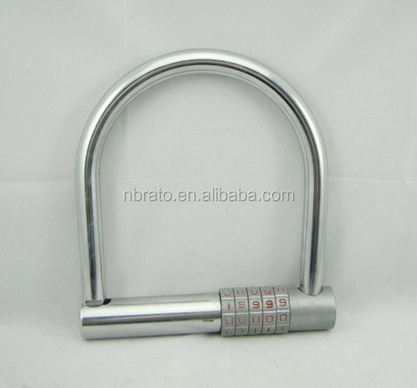 RBL-<strong>120</strong> combination <strong>U</strong> shape motorcycle lock