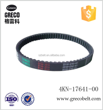 E scooter transmission belt OEM 4KN-17641-00 suit for Yamaha gear 4KN scooter