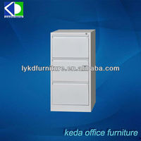 Office File Storage System, KD Structure, Steel Drawer Cabinet