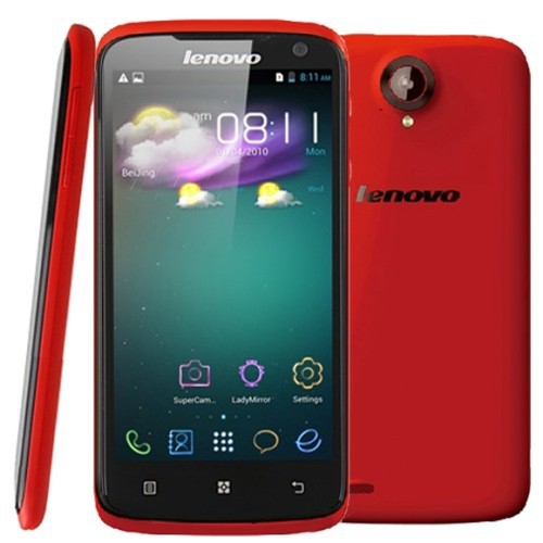 Original Lenovo S820 4GB GPS + AGPS, Android 4.2.1, MTK6589W 1.2GHz Quad Core, RAM: 1GB, 4.7 inch Capacitive Screen Smart Phone