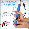 Best Christmas gift metal 3d printer pen with CE RoHs Fcc certificate