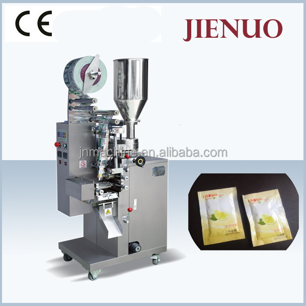 Small Sachet VFFS Liquid Forming Filling Sealing Packing Machine