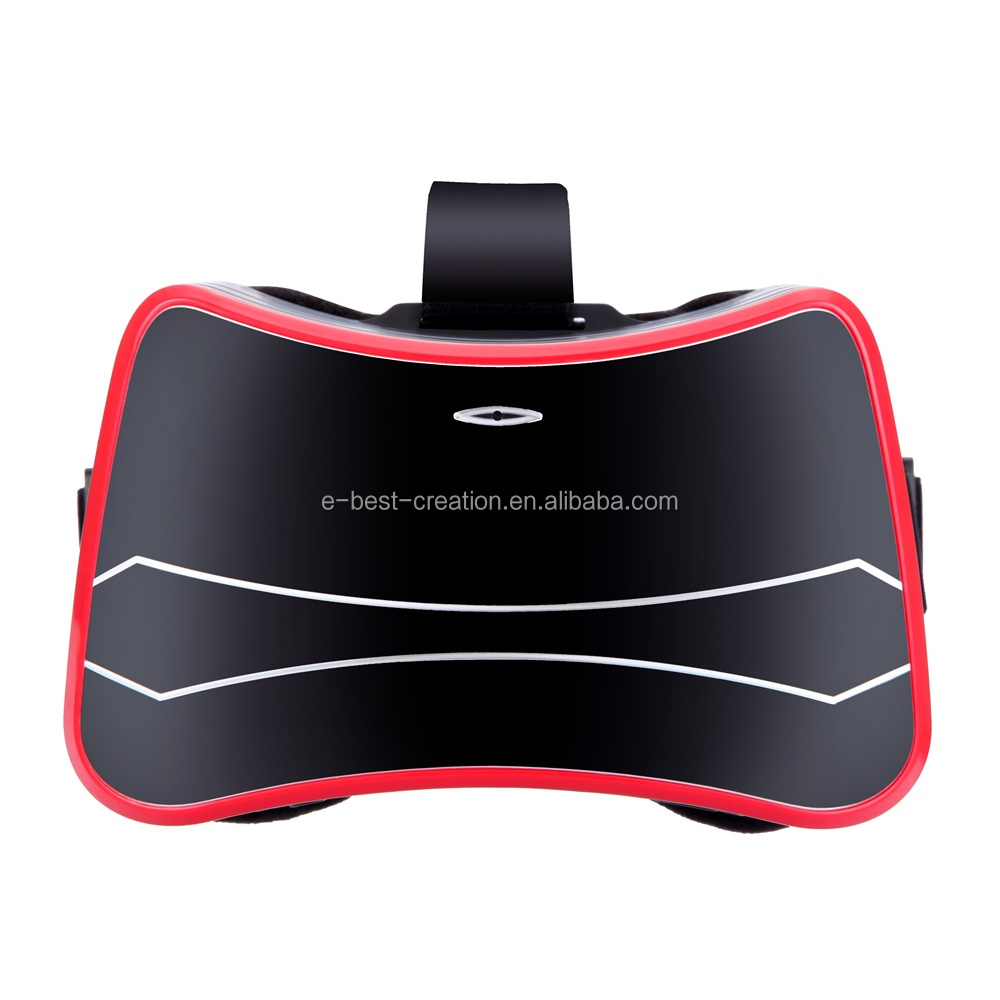 2016 New Arrival 3d Virtual Reality Glasses Support 3d Movie/games/video All In One Android 3d Vr Box Factory Price Vr Plus