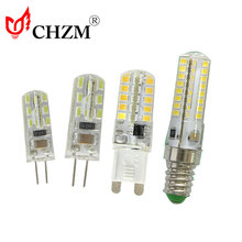 2015 New G4 2835SMD dimmable 3W 12V 220V auto LED light bulb