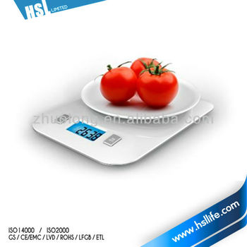 Electronic Kitchen scale /3Kg /LCD with backlight