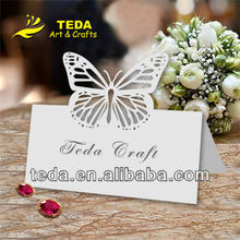 wedding bridal shower table name card