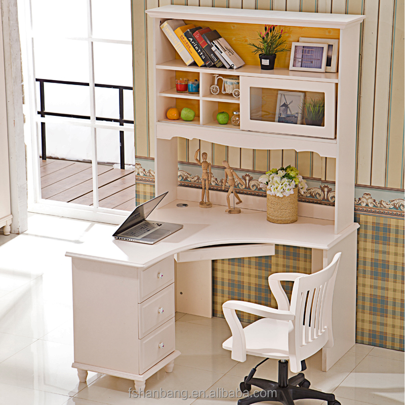 High Quality Top Quality Laminated Office Computer Desk