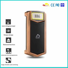 Zinc Alloy sauna Lock with rfid smart card to open locking clothing cabinet