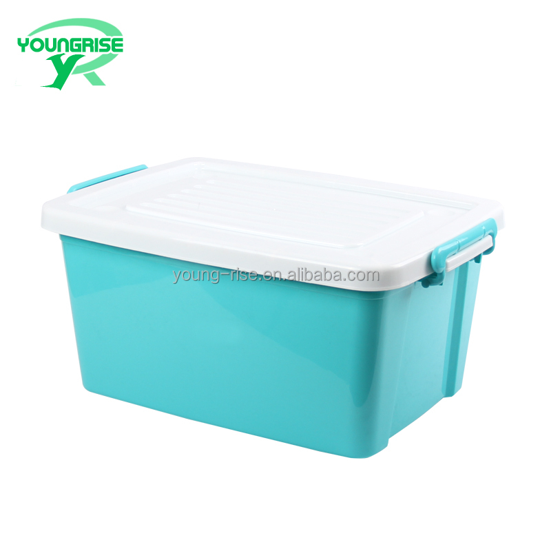 Wholesale Nesting Houseware Item Storage Bins 26L Toy Sorting Box for Clothing