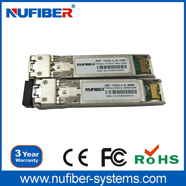 Compatible with New Cisco 20km 10G DWDM Optical SFP+ Module transceiver