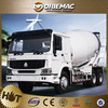 Howo 6x4 diesel engine concrete mixer