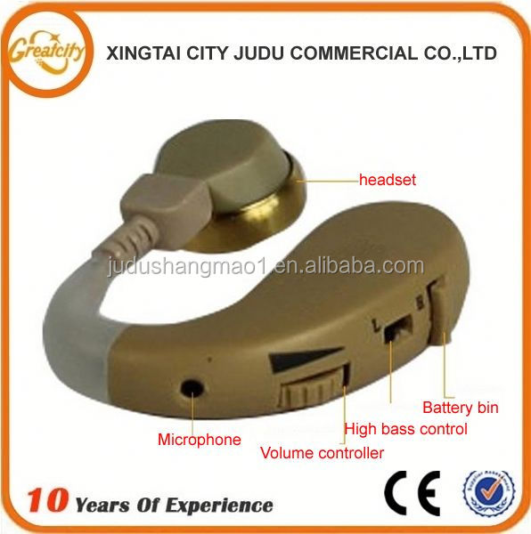 Hearing aid/supplier form china manufacturer