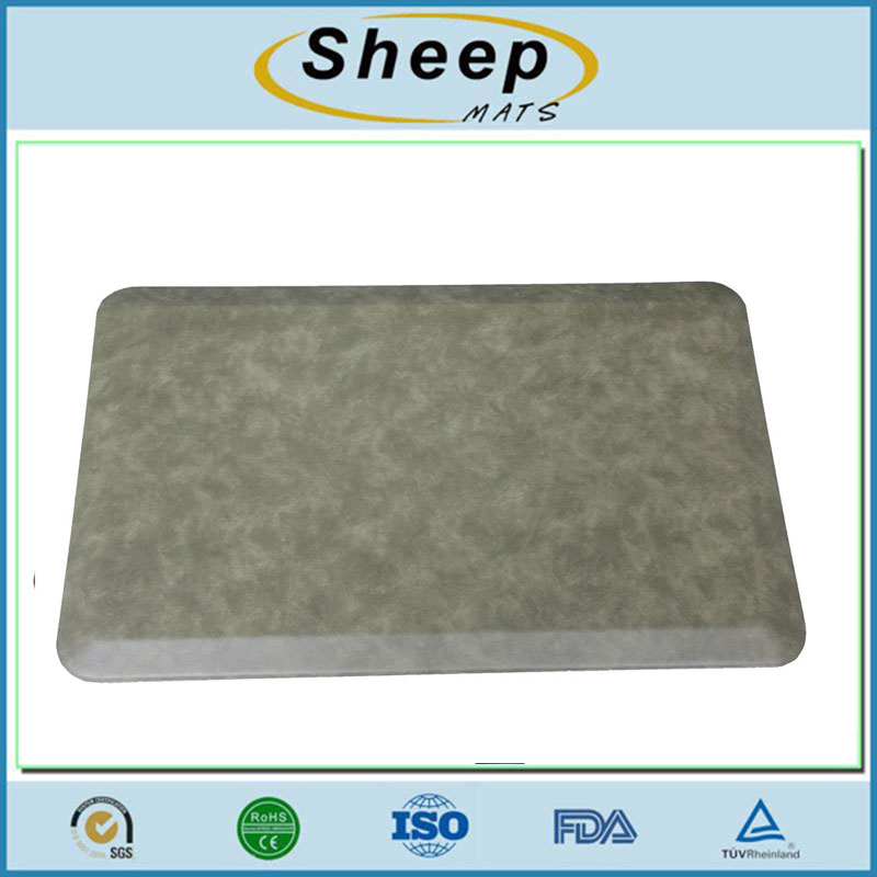 New arrival anti fatigue pvc decorative kitchen floor mat
