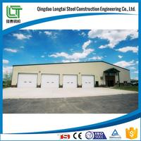 prefabricated good quality light steel structure