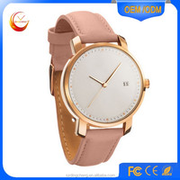 best seller 2015 women wrist watch gold watches for lady japan movt quartz watch stainless steel back