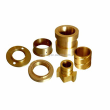 china manufacturer cnc machining brass fitting/high precision spare parts