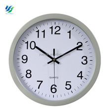 New Design 24 Hour Clock Digital Wall Clock Plastic Wall Clock