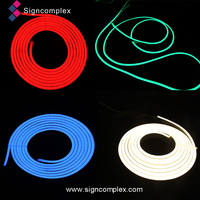 Shenzhen waterproof 5050 IP68 color changing el wire neon rope light