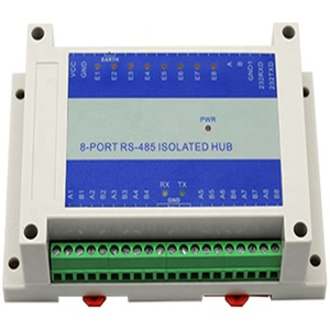 8-Port RS-485 Isolated Hub