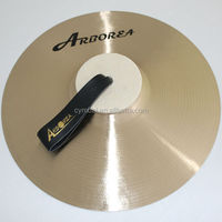 Hand made professional polishing FJA 400 Marching Cymbal