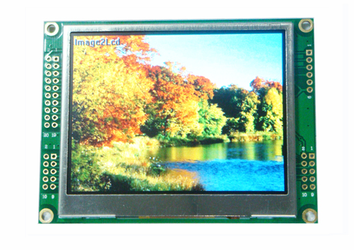 "I2C 3 wire 4 wire SPI 320x240 rgb 3.5"" tft color lcd module"