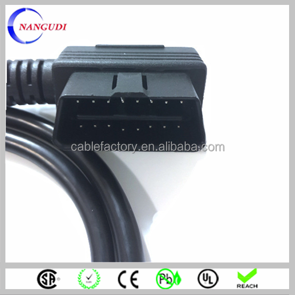 16pin obd2 to usb cable