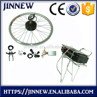Factory directly sell e bike conversion kit with battery best service and low price