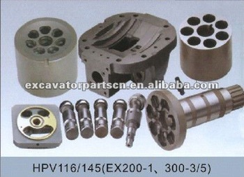 HPV116 HPV145 Pump Parts