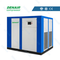 20 - 350hp 10bar energy savng screw air compressor with direct drive