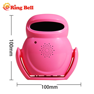 Motion Sensor Bell Infrared Wireless Human Body Doorbell