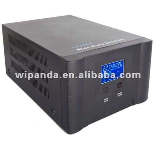 dc to ac power inverter 1000VA 700W for home use