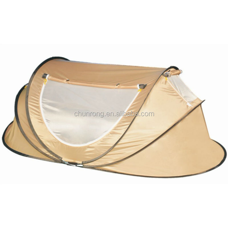 waterproof and breathable pop up outdoor camping tent with vestibule