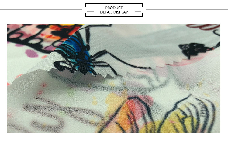 Sublimation Printing Sheared Soft Printed Suede Fabric