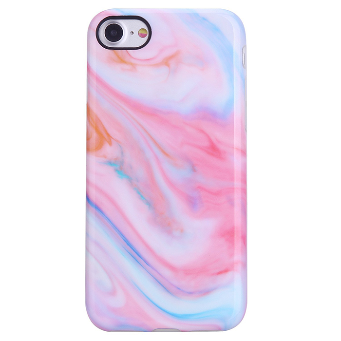 for iphone 8 colorful IMD style TPU phone case, Phone accessories For iphone 8